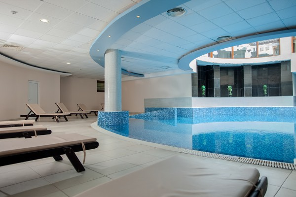 Spa/Fitness/Swimming Pool